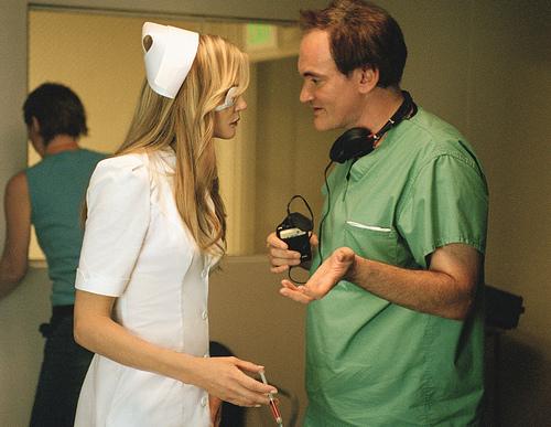 Tarantino ha la ricetta per uscire dalla crisi di Governo