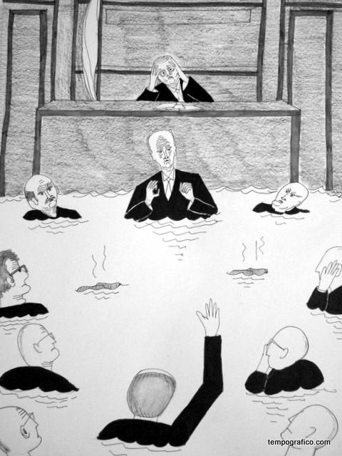 Fiabe di Tempografico (c) 2011 Mabuse, Illustrazione Giodo