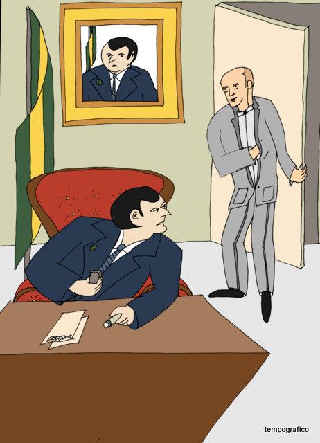 Fiabe in Poche Righe di Mabuse - Illustrazione Giodo