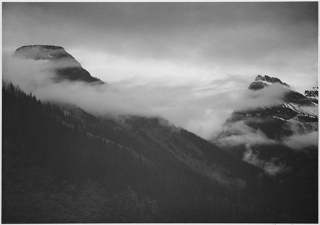 Monti ispirato dai monti?